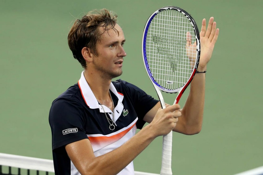 Cincinnati Masters: Daniil Medvedev Blitzes Novak Djokovic To Reach Final