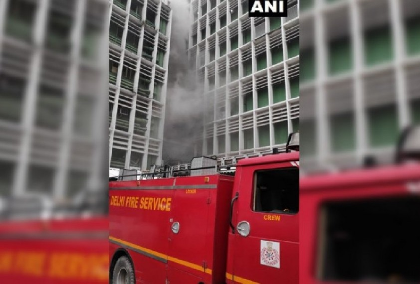 Fire At AIIMS Brought Under Control After Patients Forced To Evacuate