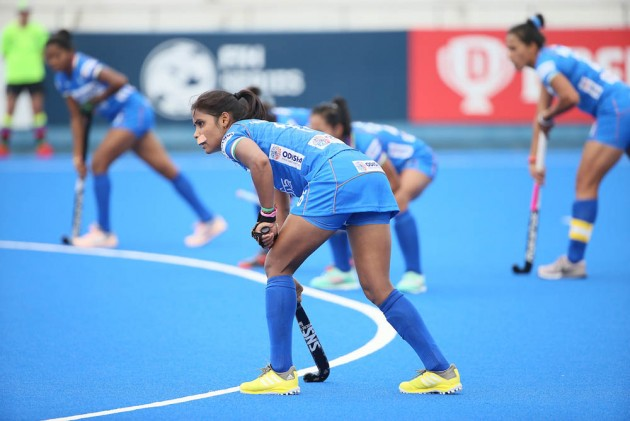 Olympic Test Event: India Women's Hockey Team Holds Australia To 2-2 Draw