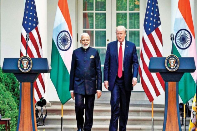PM Modi Speaks To Trump As India-Pakistan Tensions Rise Over Kashmir