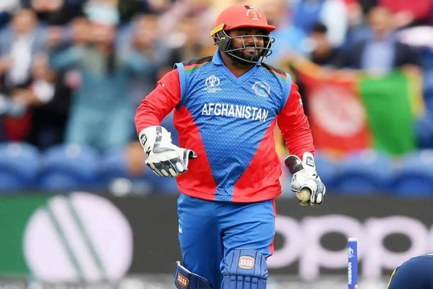 Afghanistan's Mohammad Shahzad Suspended From All Forms Of Cricket For 12 Months