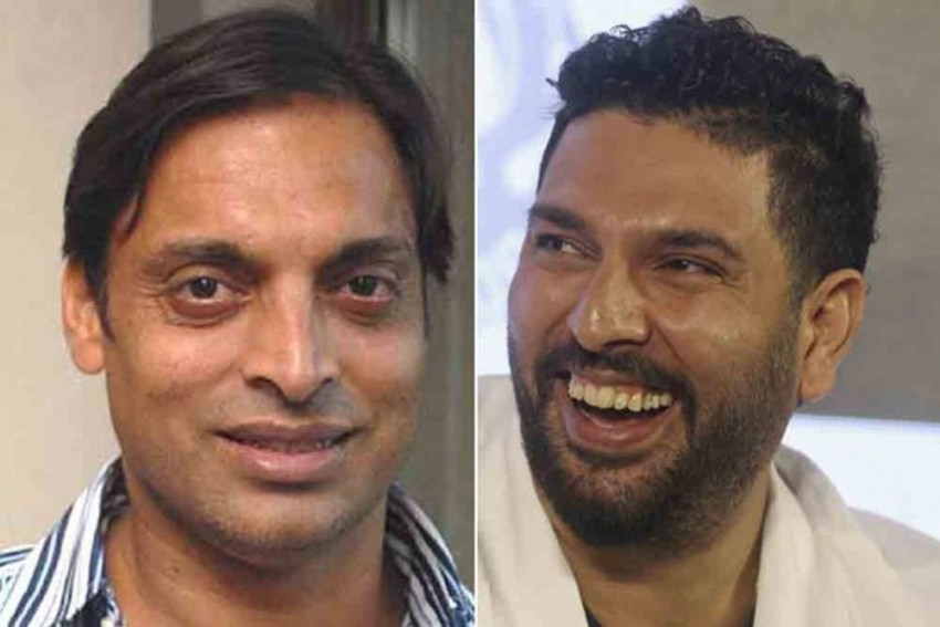 Ashes, Jofra Archer Vs Steve Smith: Yuvraj Singh Busts Shoaib Akhtar's Sportsmanship Claims With A Sharp-Witted Reply