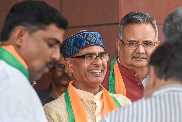 BJP's Shivraj Singh Chouhan Calls Rahul Gandhi 'Deserter' Who 'Abandoned' Congress