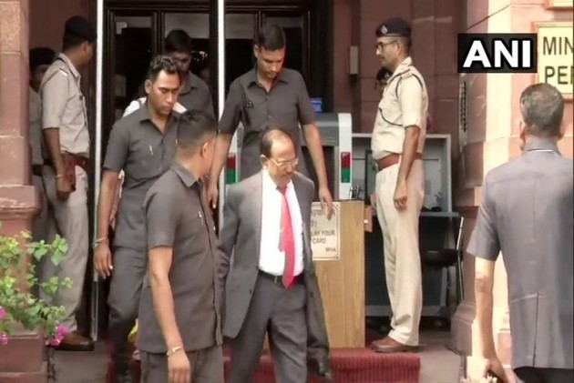 NSA Ajit Doval Meets Amit Shah To Discuss Kashmir Situation