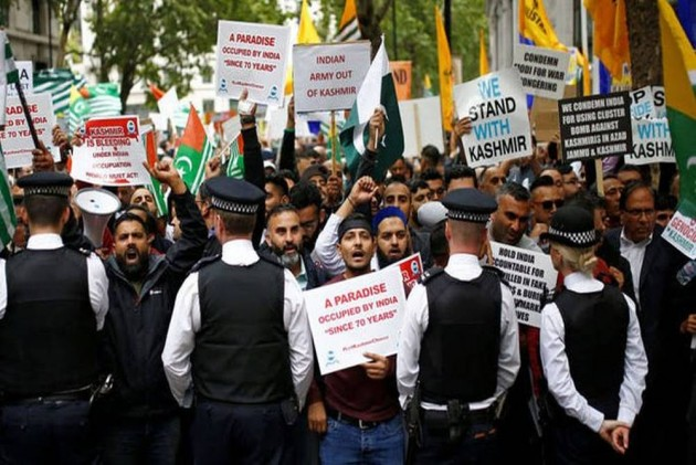 India Relays Concerns To UK After 'Pak-Sponsored' Protests In London Sparked Violence