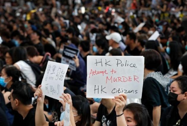 China Lashes Out At Taiwan Over Hong Kong Asylum Offer