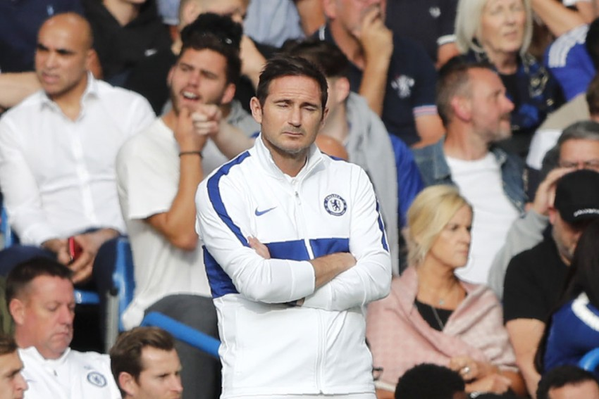 EPL 2019-20: Franck Lampard Admits Chelsea Lacked 'Personality' In Leicester Draw