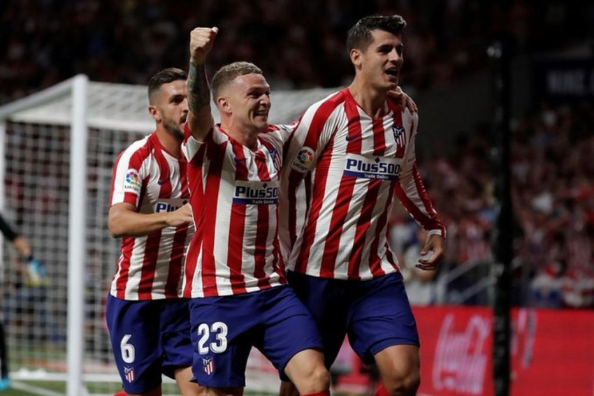 La Liga: Alvaro Morata Stars As Atletico Madrid Begin Campaign With Win Over Getafe