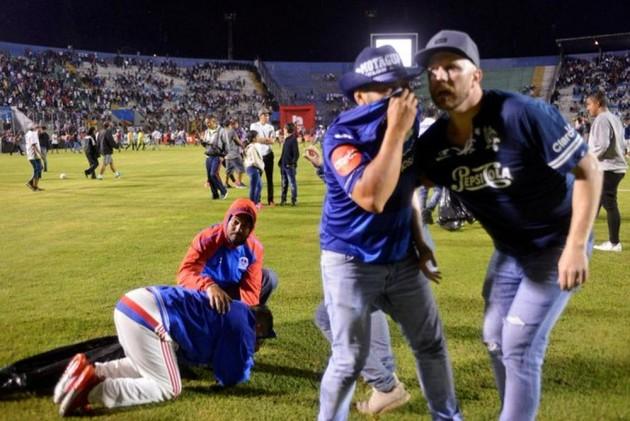 Four Dead As Rival Fans Fight Before Honduran Football Game