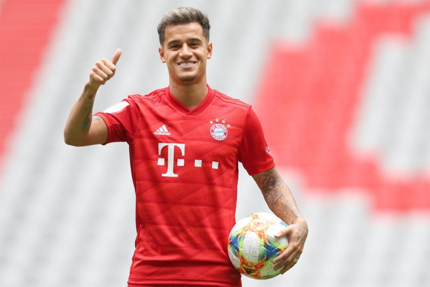 Philippe Coutinho Completes Bayern Munich Move, Accepts Barcelona Spell 'Didn't Work Out' As Hoped