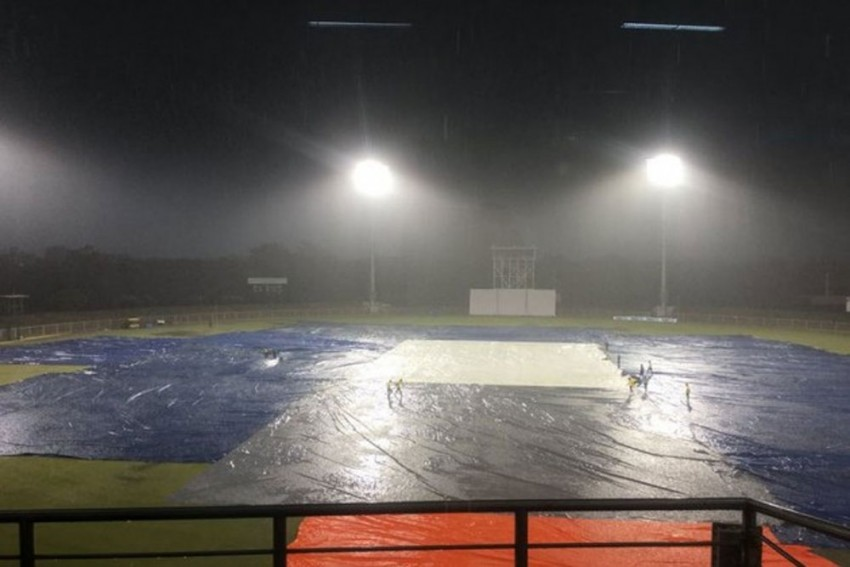 Duleep Trophy: Rain Washes Out Day 3 Of Blue-Green Clash