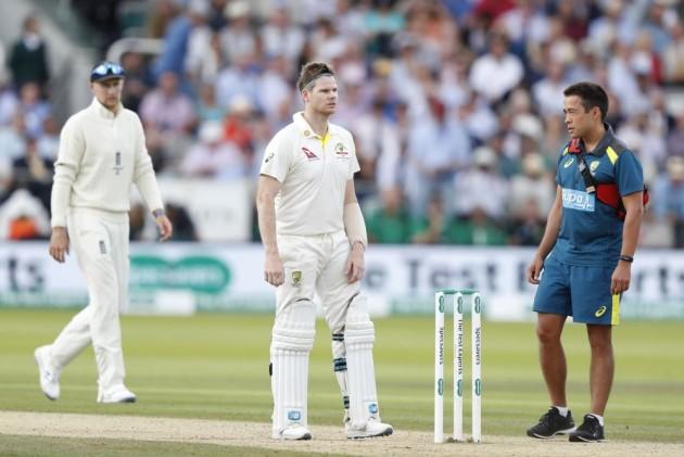 The Ashes 2019: Australia's Steve Smith 'Hopeful' Over Third Test Return
