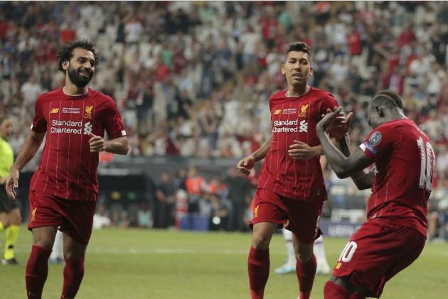 Liverpool Boss Jurgen Klopp Thanks 'God' For Sadio Mane, Mohamed Salah, Roberto Firmino