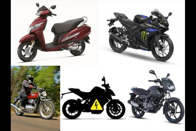 Top 5 Bike News Of The Week: Pulsar 125 Neon launched, Royal Enfield 650 Twins Price Hiked, 2019 Activa 125 Specs Revealed & more