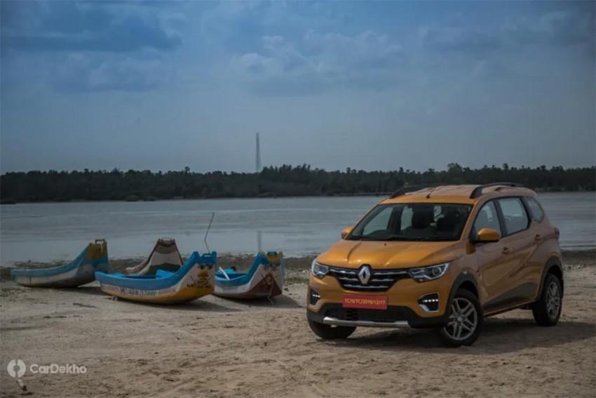 Renault Triber: Hyundai Grand i10 Nios & Maruti Swift Rival In Pics