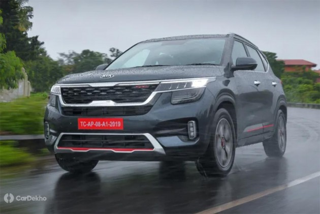 Kia Seltos GT Line With Diesel In the Works?