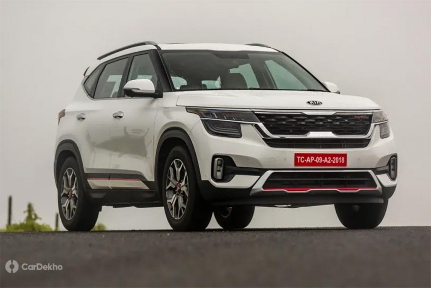 Kia Now Accepting Bookings For Top-spec Seltos GT Line Diesel Automatic