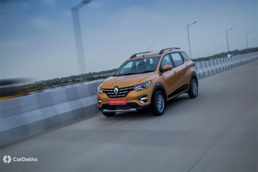 Renault Triber Bookings Now Open; Launch on August 28