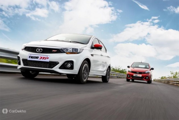 Tiago JTP and Tigor JTP Get Feature-Rich Inside Out