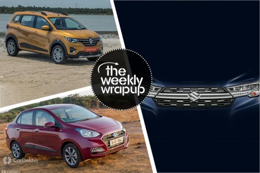 Top 5 Car News Of The Week: Kia Seltos, Maruti XL6, Grand i10 Nios & More