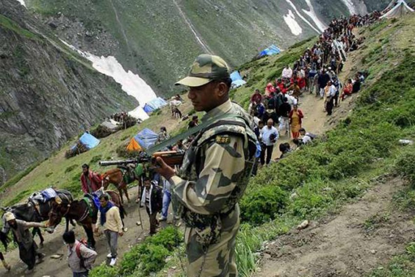Cut Short Stay, Return As Soon As Possible: J&K Govt To Amarnath Pilgrims, Tourists