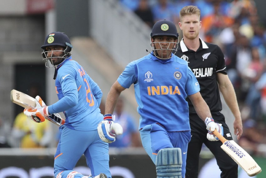Sending MS Dhoni At No 7 Against New Zealand In World Cup Semi-Final Wasn't My Decision Alone: Sanjay Bangar