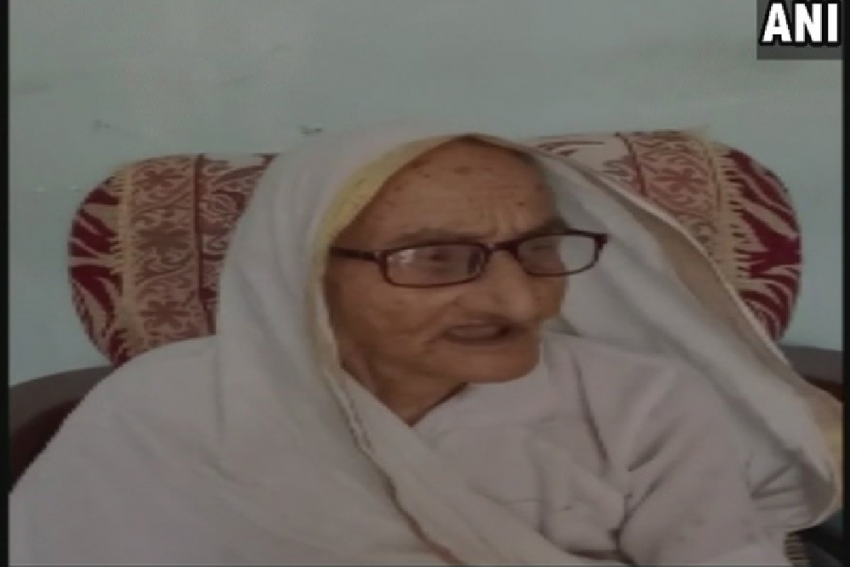 Rasoolan Bibi, Widow Of 1965 War Hero Abdul Hamid, Dies At 90