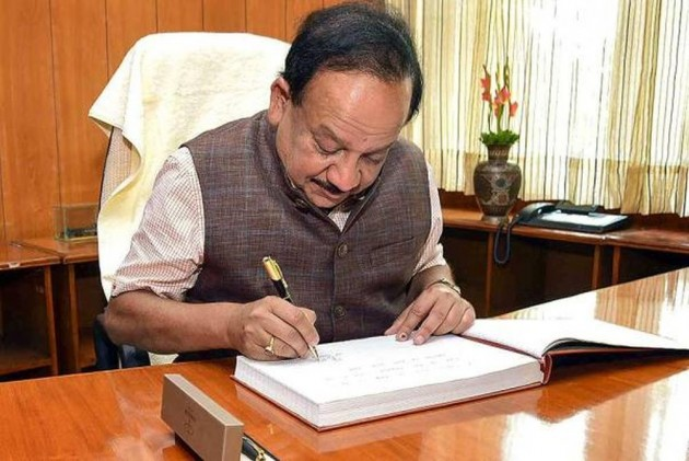 NMC Bill Protest: Union Minister Harsh Vardhan Urges Striking Doctors To Resume Work