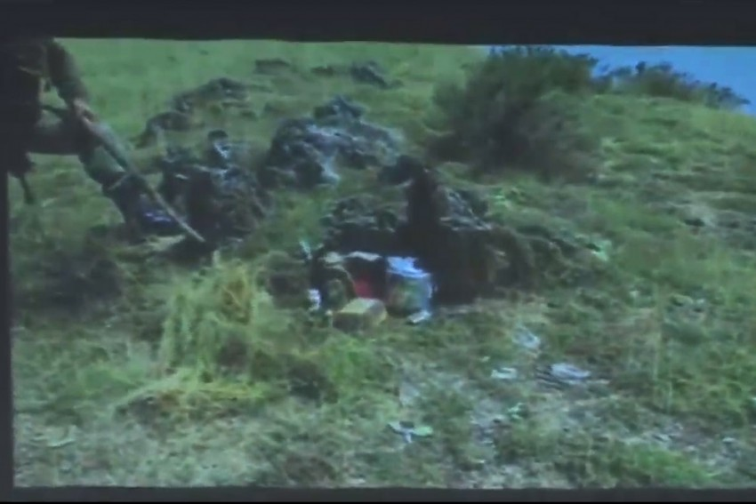 Pakistan Army Landmine, Cache Of Arms Recovered Along Amarnath Yatra Route: Army