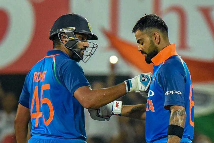 India's Tour Of West Indies: Virat Kohli's Rohit Sharma-Less Squad Photo Feeds 'Split' Rumour Mill