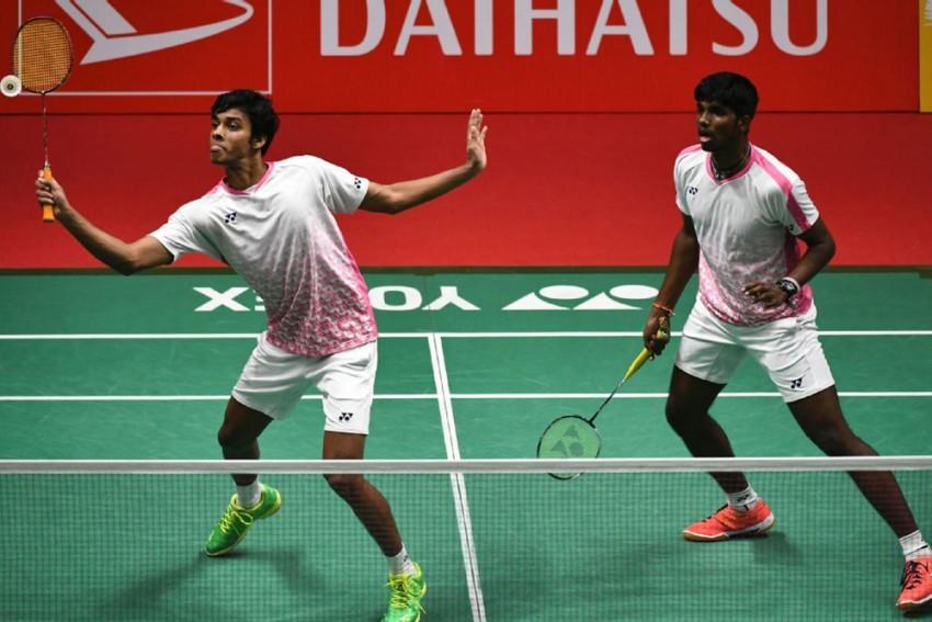Thailand Open Badminton: Satwiksairaj Rankireddy, Chirag Shetty Enters Men's Doubles Semifinals
