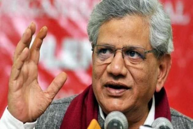Economy Has Come To A Halt, Says Sitaram Yechury