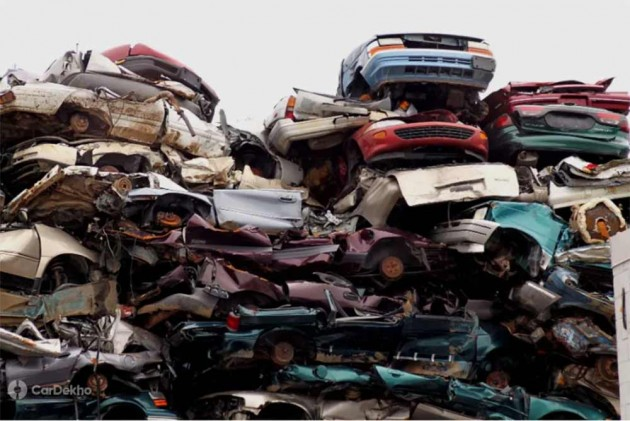 Govt Proposes Scrappage Scheme For Vehicles Older Than 15 Years