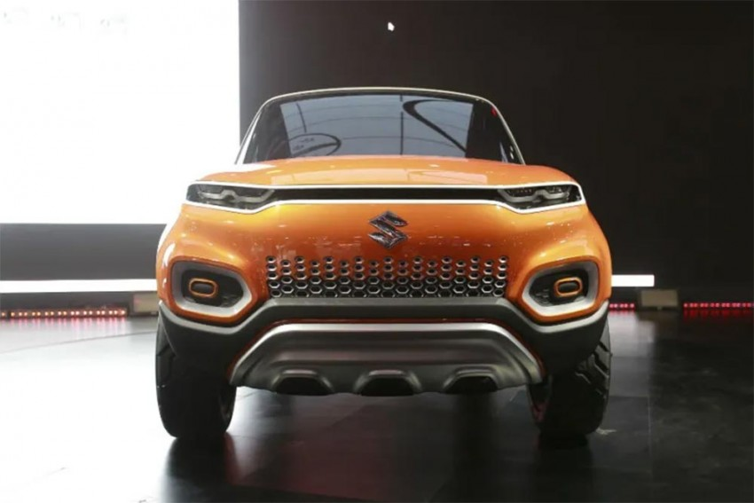 Maruti S-Presso (Renault Kwid Rival) Expected To Launch In October