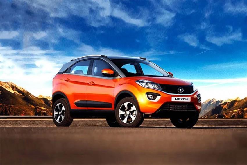 Tata Confirms Nexon Electric SUV Among Four New EVs