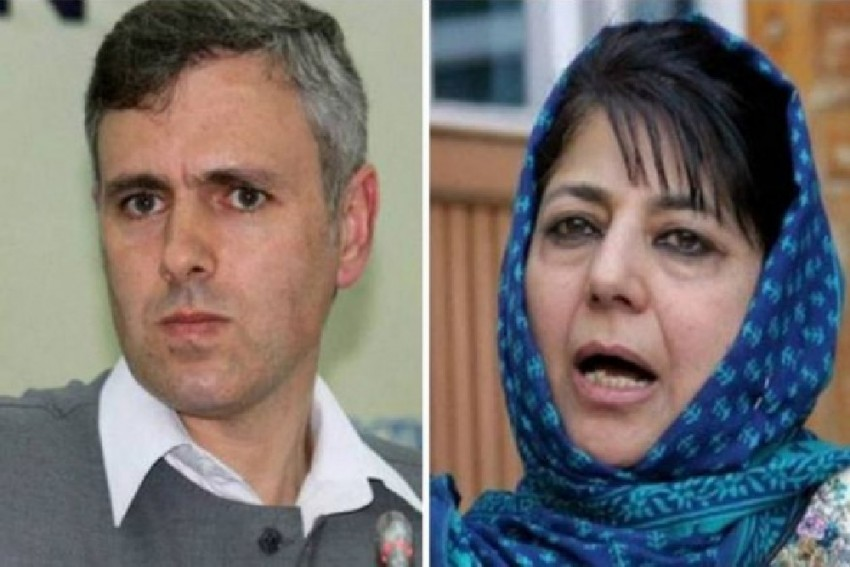 Omar Abdullah, Mehbooba Mufti React Strongly To J&K Govt's Advisory To Amarnath Pilgrims, Tourists