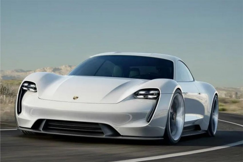 Porsche's First All-Electric Car, The Taycan, To Launch In India By March 2020