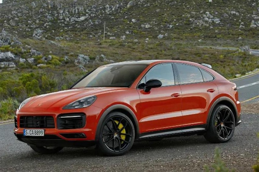 Porsche Cayenne Coupe India Bound; Launch By October