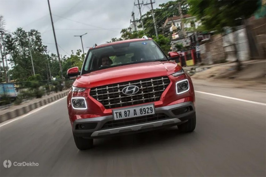 Venue In Hot Demand As Hyundai Garners 50,000 Bookings In 60 Days