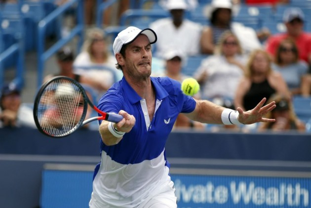 Andy Murray Loses To Tennys Sandgren In Winston-Salem Open First Round
