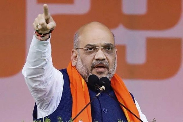 Ahead Of State Polls, Amit Shah Holds Meet With BJP Leaders, Assigns Them Key Roles