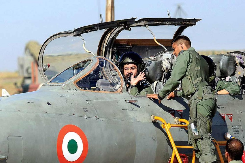 Indian Air Force 'Cautious And Alert' For Any Eventuality, Says IAF Chief On Indo-Pak Tensions