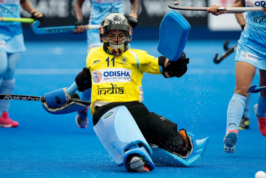 Indian Women's Hockey Team Enter Final Of Olympic Test Event After Draw Vs China