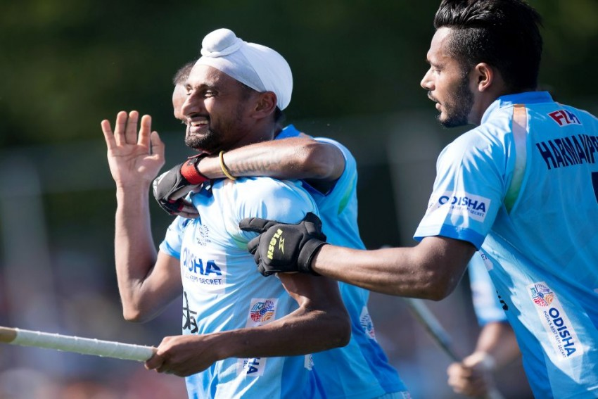 Mandeep Singh Hat-trick Helps India Hockey Team Beat Japan, Reach Final At Tokyo 2020 Test Event