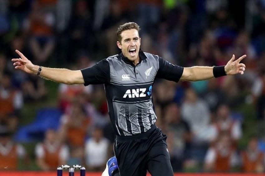Tim Southee Named New Zealand Captain For Sri Lanka T20s