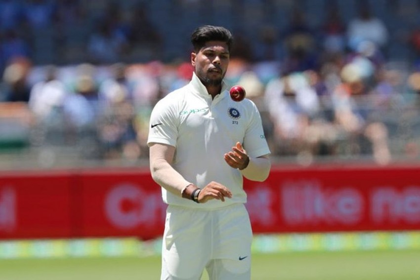 West Indies v India: Umesh Yadav Says Time Away From Team Gave Him Chance To Work On Bowling Issues