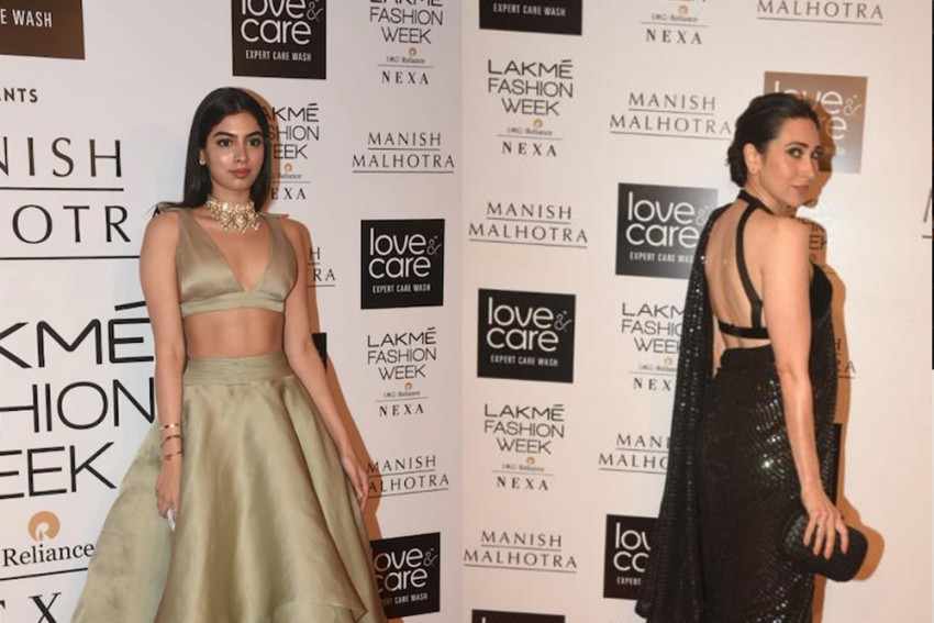 Karisma Kapoor And Others Attend Lakme Fashion Week