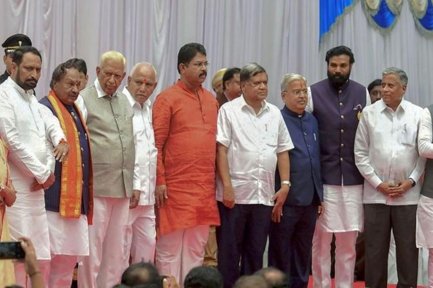 Discontent In Karnataka BJP Over Cabinet Expansion