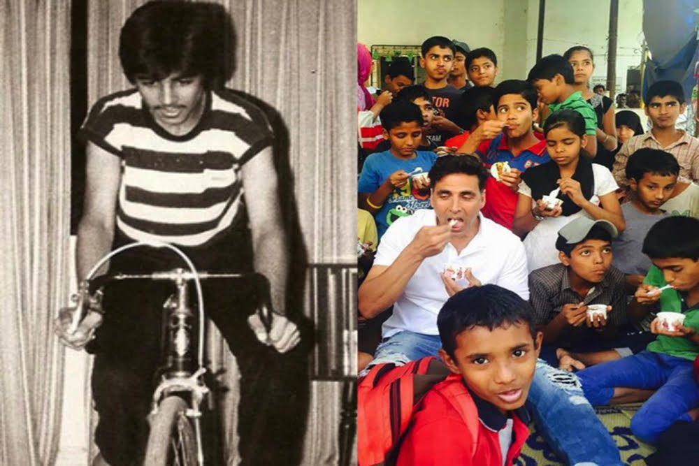 Akshay Kumar Asks #WhyTheGap On Instagram. And So Do We