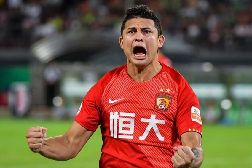 Brazilian Elkeson All Set To Become First Footballer Without Chinese Ancestry To Play For The Country